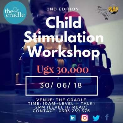 Child Stimulation workshop